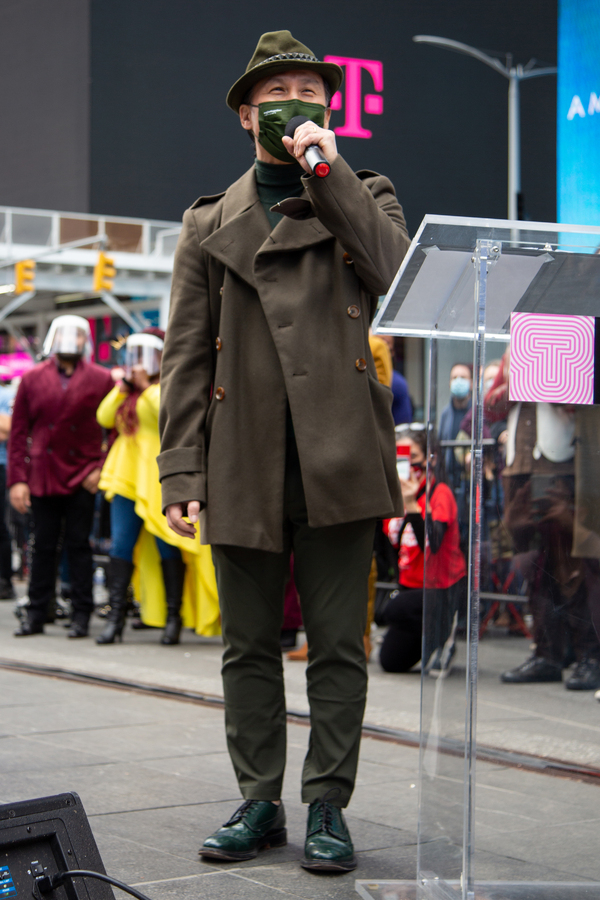 Photos: Go Inside 'We Will Be Back'- A Broadway Celebration in Times Square!