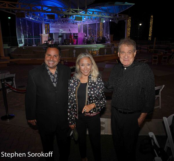 Photos: Carole J. Bufford Launches New Cabaret Series at Harbourside Place Amphitheater