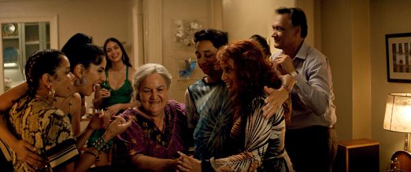 DAPHNE RUBIN-VEGA as Daniela, STEPHANIE BEATRIZ as Carla, MELISSA BARRERA as Vanessa, Photo