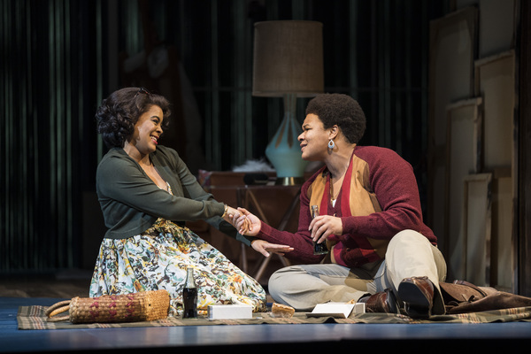 Photos: First Look at Goodman Theatre's Production of HOW TO CATCH CREATION