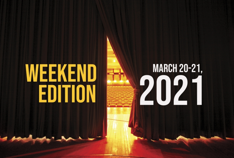 Virtual Theatre This Weekend: March 20-21- with Jackie Hoffman, Patti Murin and More!