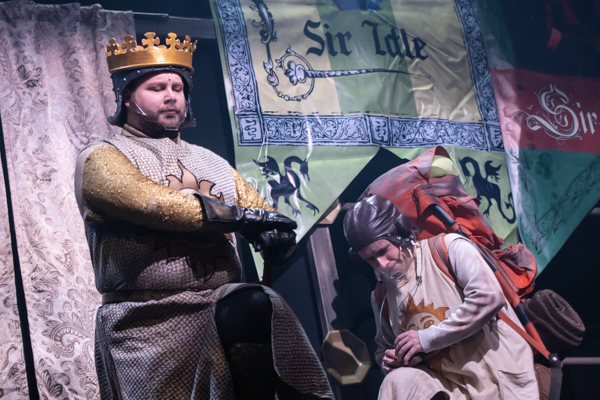 Photos: First look at Columbus Immersive Theater's SPAMALOT: A SOCIALLY DISTANT CONCERT-ISH PRODUCTION
