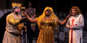 BWW Review: MONTY PYTHON'S SPAMALOT at Columbus Immersive Theatre Photo