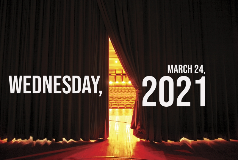 Virtual Theatre Today: Wednesday, March 24- with Micah Stock, Danny Burstein, and More!