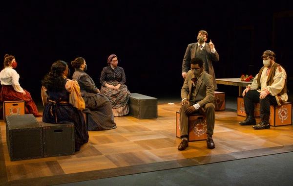 Photos: Theatre Wesleyan to Present UNCLE VANYA