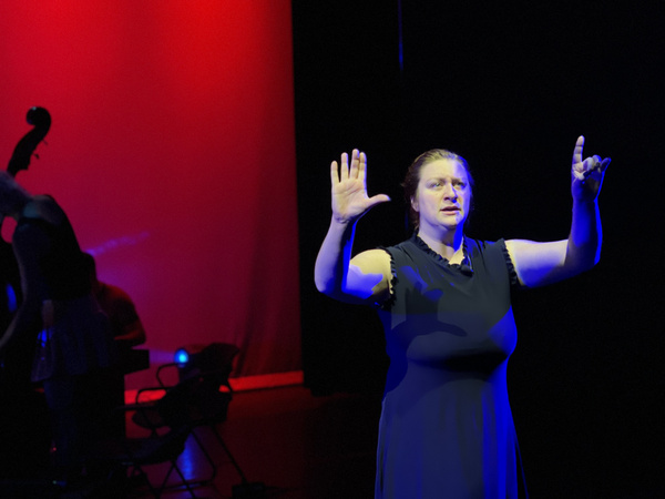 Photos: Abbey Theater And SoArts Pro Present SONGS FOR A NEW WORLD