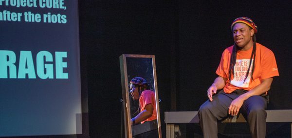 Photo Flash: Firehouse Theatre Presents FIRES IN THE MIRROR