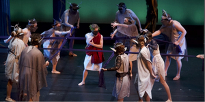 BWW Review: ORFEO ED EURIDICE at Goshen College is a Well-Designed Treat Photo