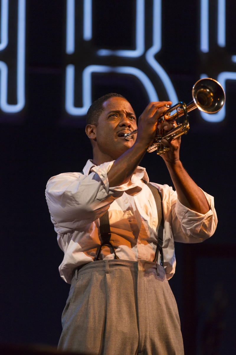 BWW Review: PARADISE BLUE at Williamstown Theatre Festival On Audible Theater