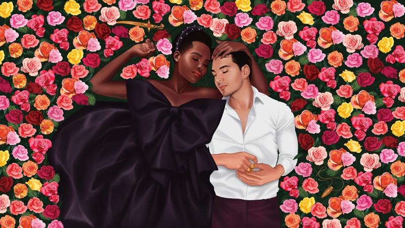 BWW Review: Lupita Nyong'o and Juan Castano Are Bilingual Lovers in The Public's Radio Drama ROMEO Y JULIETA
