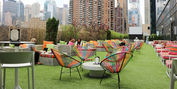 THE GREEN ROOM 42 AND NEW YORK'S LARGEST ROOFTOP Re-Opens for Cabaret and Outdoor Movie Ni Photo