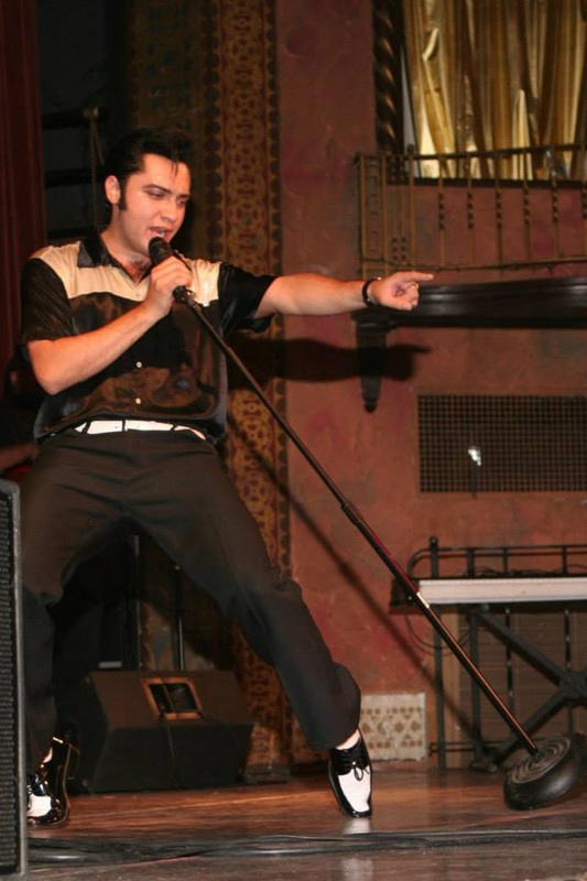 BWW Feature: Justin Shandor to perform Music and Me at The Vegas Room, The Music of the Night and Elvis in Concert at The Italian American Club