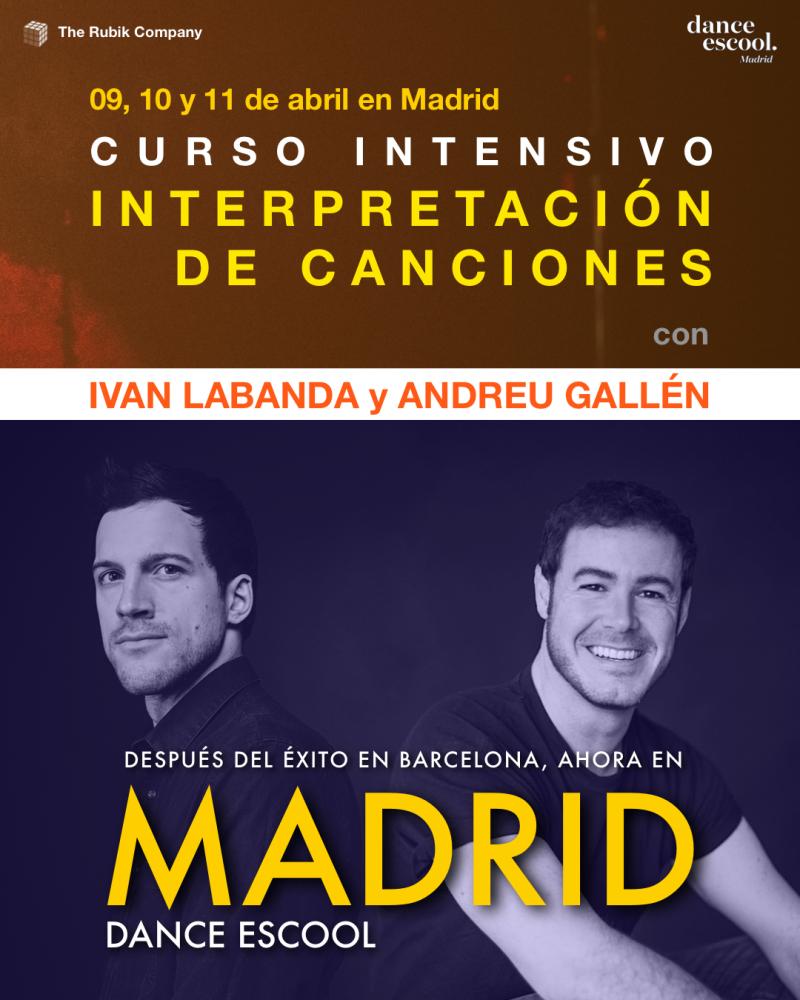 BWW Spain Instagram Directo con Andreu Gallén e Iván Labanda en DANCE ESCOOL