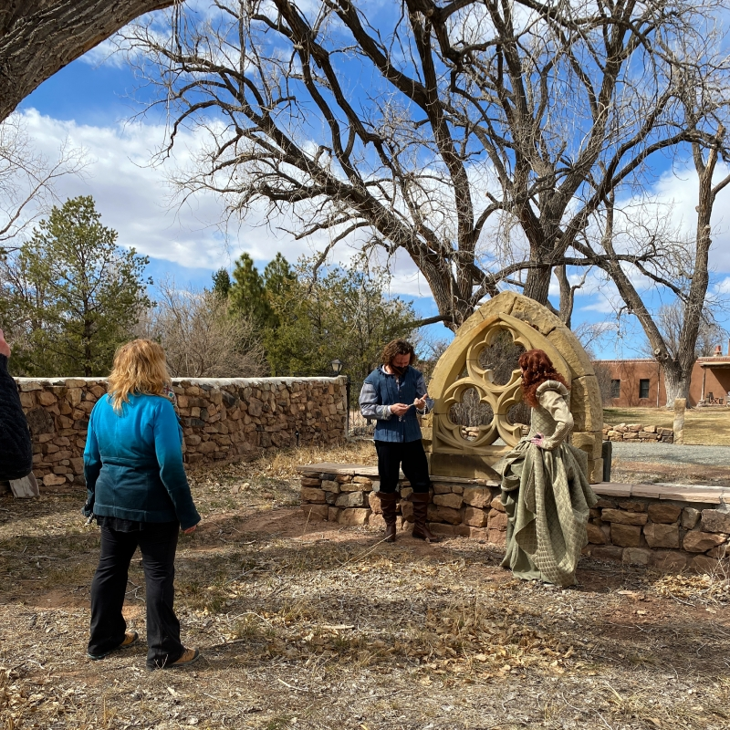 BWW Feature: Theatre Santa Fe to Present Virtual Theatre Walk