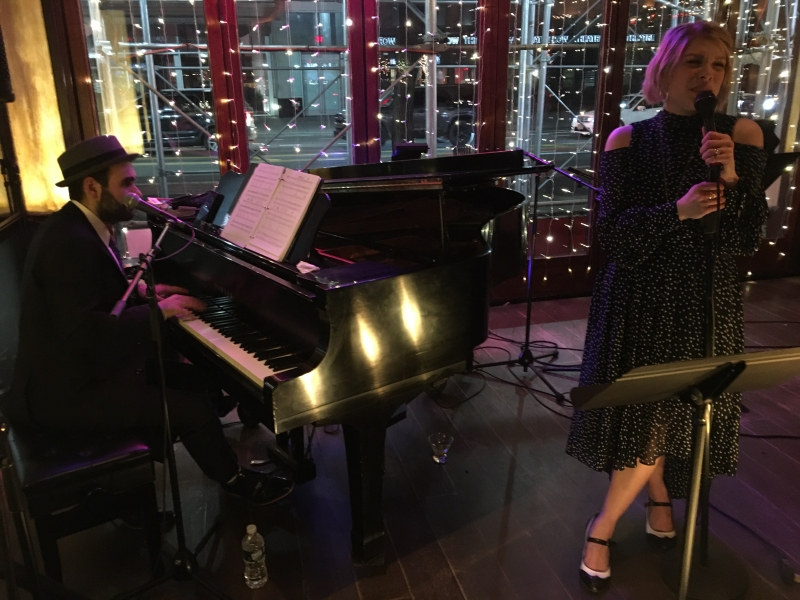 BWW NEWS:  West Bank Cafe/Laurie Beechman Theatre Announces Lineup of Exceptional Musical Entertainment