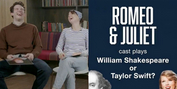 VIDEO: Josh O'Connor, Jessie Buckley & the Cast of ROMEO & JULIET Play 'William Shakespear Photo