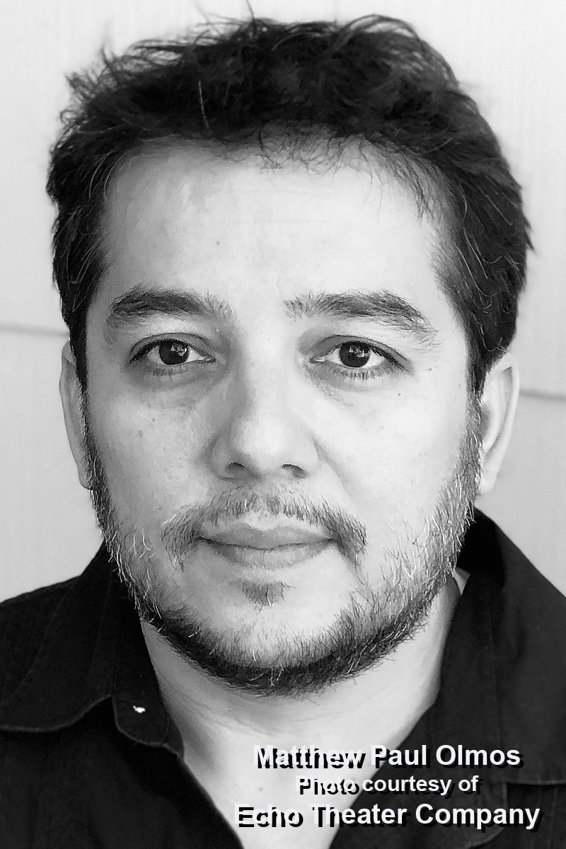 BWW Interview: Playwright Matthew Paul Olmos UNDERNEATH & All Around LOS ANGELES