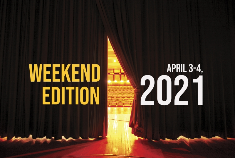 Virtual Theatre This Weekend: April 3-4- with Matt Doyle, Derek Klena and More!