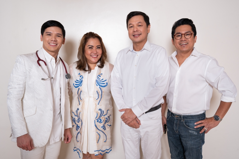 '10 and 10' with Gerald Santos and Composer-Director Rommel Ramilo
