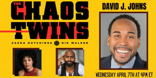 VIDEO: David J. Johns Joins THE CHAOS TWINS - Watch Now! Video