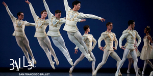 BWW Review: JEWELS at San Francisco Ballet Offers a Treasure Trove of Spectacular Dancing Photo