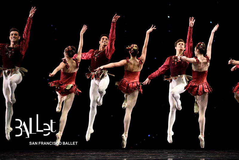 BWW Review: JEWELS at San Francisco Ballet Offers a Treasure Trove of Spectacular Dancing