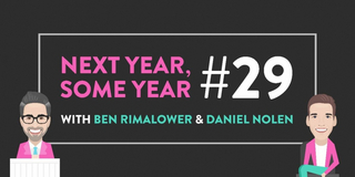 VIDEO: Watch Ben Rimalower and Daniel Nolen's NEXT YEAR, SOME YEAR, Episode 29- Live at 12 Video