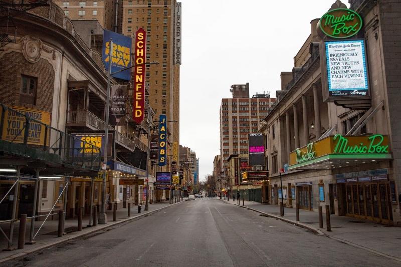 El candidato a la alcaldía de Nueva York, Andrew Yang, ha presentado su plan para revitalizar las artes