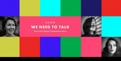 Caroline Shaw's WE NEED TO TALK Premieres On April 16 Photo