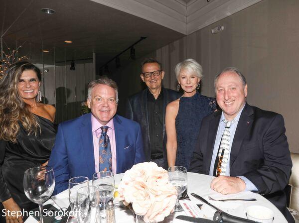 Legends Radio Angela Manfredi, Rich Switzer, Jill Switzer, Charlie Shapiro Photo