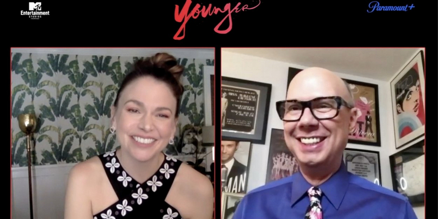 VIDEO: Sutton Foster and Darren Star Tease the Final Season of YOUNGER & More! Photo
