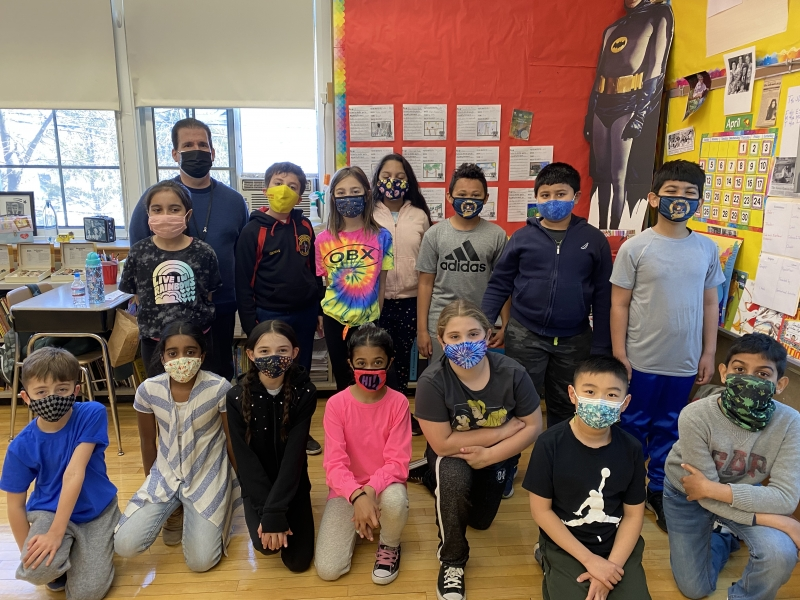 BWW Exclusive: How 4th Graders from Long Island Are Bringing Broadway to the Classroom