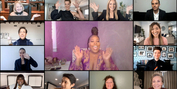 VIDEO: GLEE Cast Tributes Naya Rivera, THE BOYS IN THE BAND Wins, and More at the 2021 GLA Photo