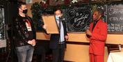 Senate Proclamation Declares Andr�� De Shields Appreciation Day Photo