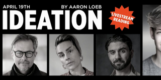 IDEATION - LIVESTREAM READING at Playhouse Teater 19th of April at 7 pm CET Photo