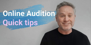 Blog: How to Shine Online- Audition Tips for Online Auditions and Self-Tapes Video