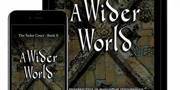 A WIDER WORLD A New Historical Novel from Karen Heenan Announced Photo