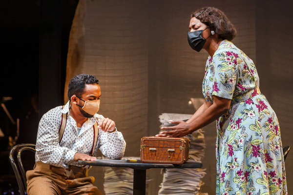 Photos: First Look at YARDBIRD from Pittsburgh Opera