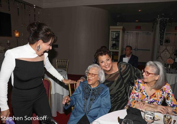 Catherine Adler, Dottie Wang, Clare Coco Photo
