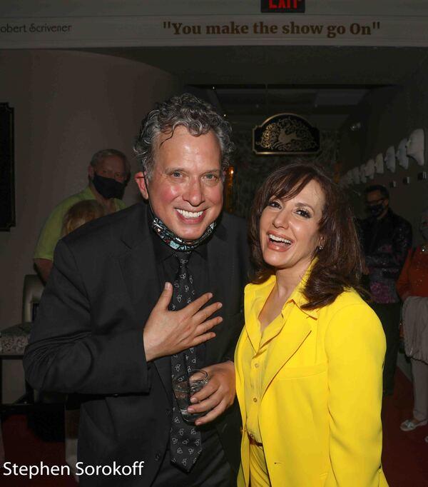 Billy Stritch & Deborah Silver Photo