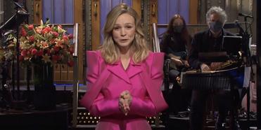 VIDEO: Carey Mulligan Hosts SATURDAY NIGHT LIVE; Watch Her Monologue! Photo
