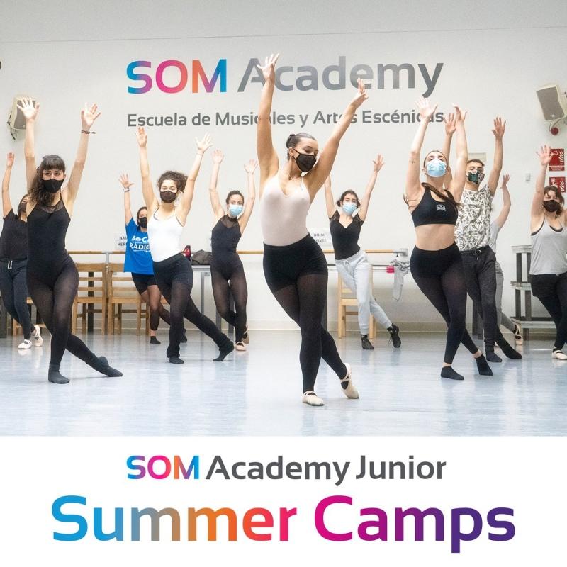 SOM Produce presenta sus Summer Camps