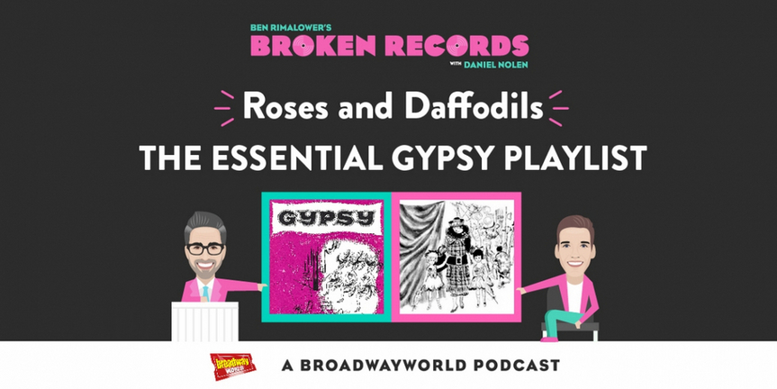 BWW Exclusive: Ben Rimalower's Broken Records QuaranStreams Continues with Roses and Daffo Photo