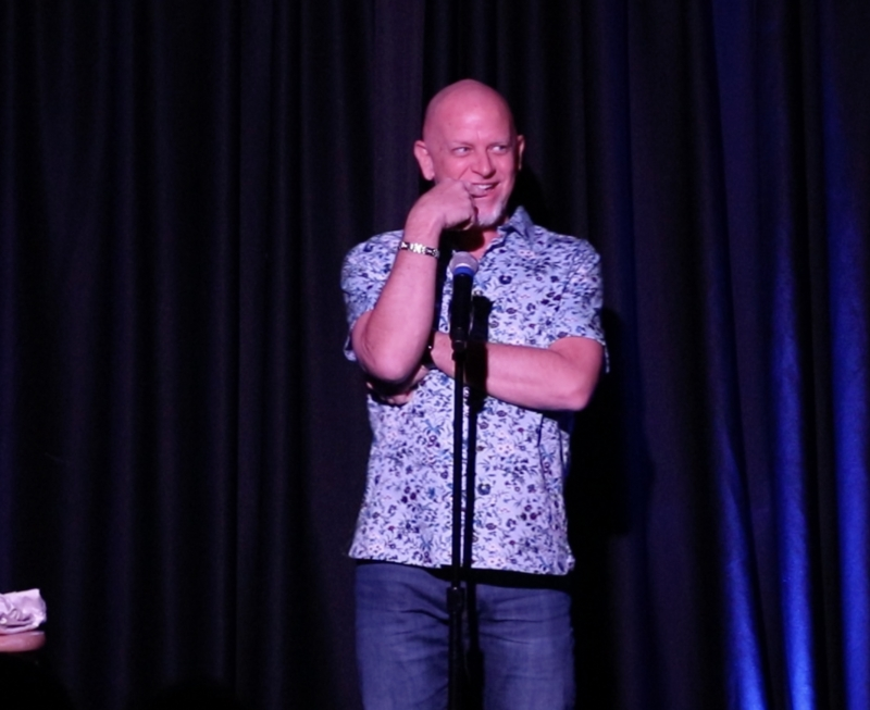 Comedian Don Barnhart Continues Nightly Residency at Delirious Comedy Club