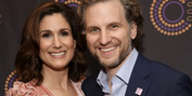 VIDEO: Stephanie J. Block & Sebastian Arcelus Visit Backstage LIVE with Richard Ridge- Wat Photo