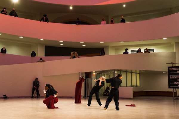 Photos: TRAPPED by Tatiana Desardouin Premieres at the Guggenheim