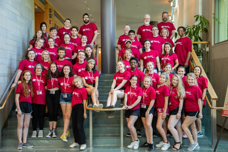 BWW Interview: Learn All About Indiana University's Midsummer Theatre Camp!