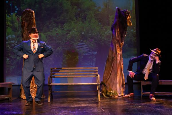 Photos: First look at Ohio University Lancaster Theatre's ROMANCE,NOMANCE! A SLIGHTLY ROMANTIC COMEDY