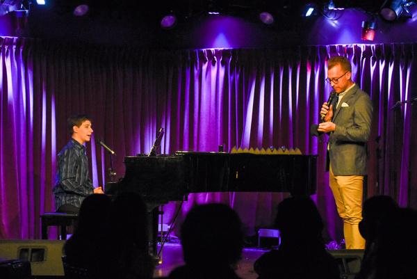 Joshua Turchin and Daniel Dunlow Photo