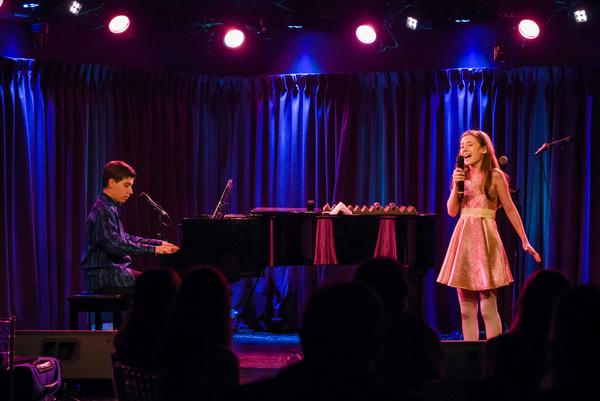 Joshua Turchin and Audrey Bennett Photo